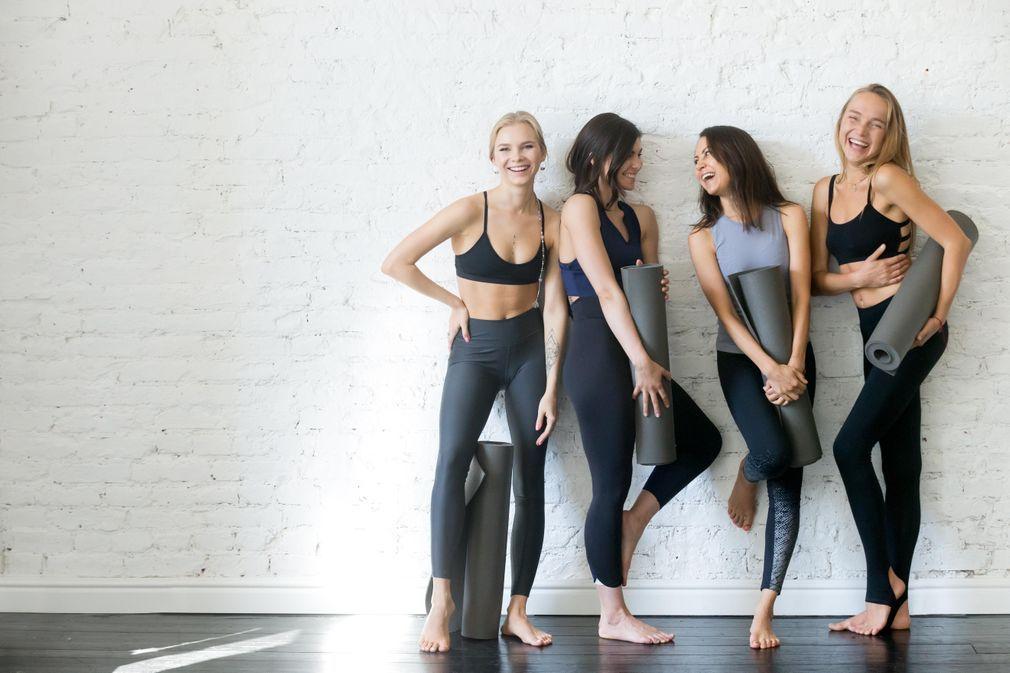 Les 10 commandements du yoga