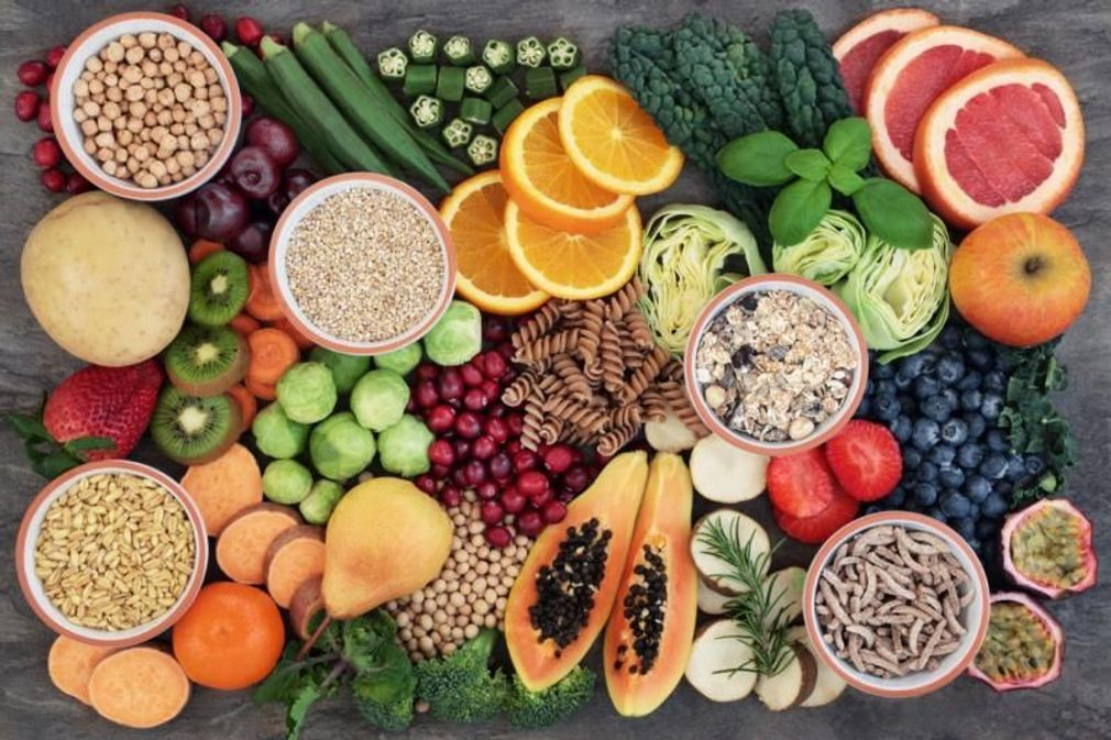List of foods highest in fiber
