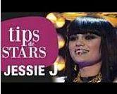 Le lip tatoo de Jessie J