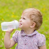 Quelle eau pour bébé ?