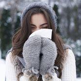 Pourquoi on tombe plus souvent malade en hiver ?