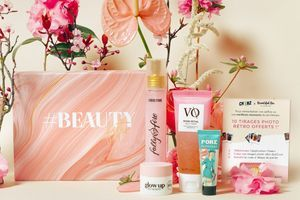 #BeautyFilter : une peau sans imperfections avec Beautiful Box by Au Feminin