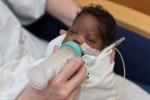 L'allaitement maternel, bénéfique pour le QI des prématurés