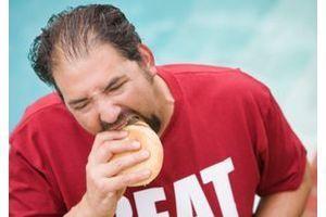 Publicité choc contre les dangers des fast-foods