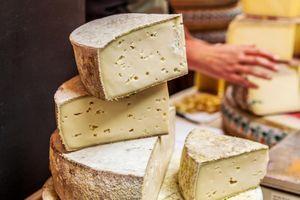 Rappel de fromage Bethmale au lait cru