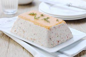 Rappel de terrine de saumon de la marque Carrefour