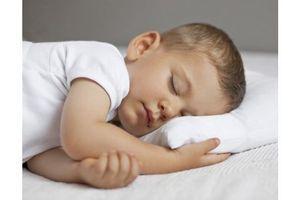 La sieste, l'amie du cerveau des tout petits