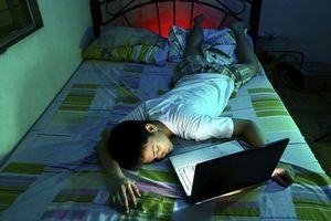 Le sommeil des préados perturbé par les écrans