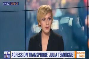 Agression transphobe : La victime livre son témoignage