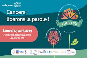 Cancer Pride : une après-midi pour mutualiser la lutte contre la maladie