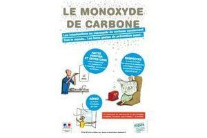 Intoxications au monoxyde de carbone : la prévention est l'affaire de tous