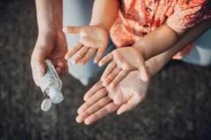 Rappel du gel nettoyant « Hand Sanitizer » de SYMEX