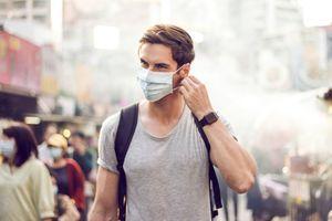 Transmission du coronavirus: par les gouttelettes, les contacts et possiblement par l'air
