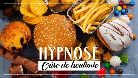 HYPNOSE contre les crises de boulimie
