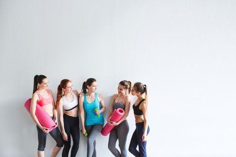 Tendances fitness : les cours qu'on va vraiment aimer