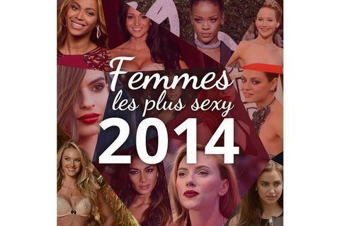 Les femmes les plus sexy de 2014