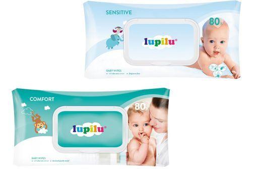 Rappel de lingettes pour bébé Lupilu - Lidl