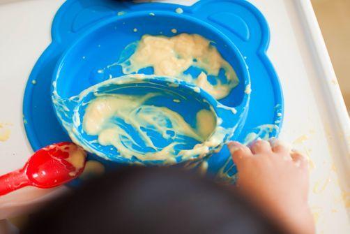 Rappel d'un coffret vaisselle Babymoov