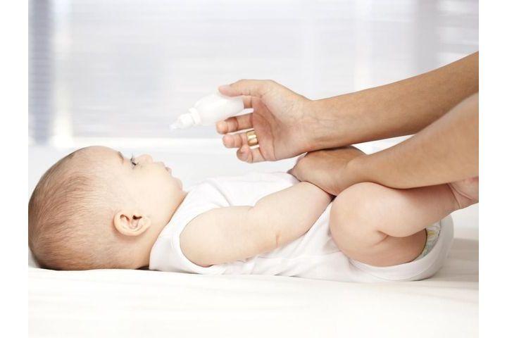premier rhume bebe