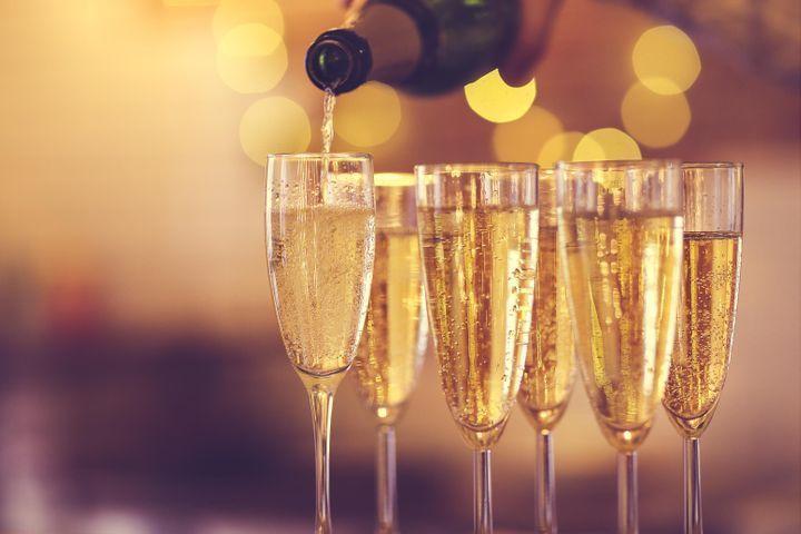 fabrication champagne