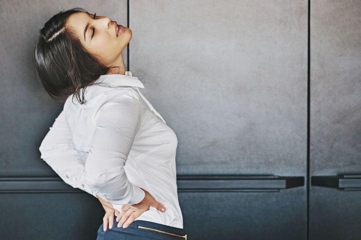 Stress et mal de dos