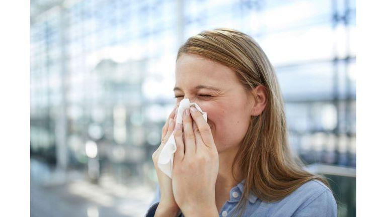 Souffrez-vous d'allergie ?