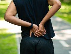 Lombalgie et course à pied : comment y remédier ?
