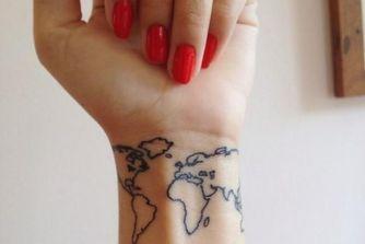 Tatouage poignet : faites le plein d'idées !