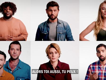 Homophobie et transphobie : une campagne réunit des célébrités pour lutter contre les discriminations