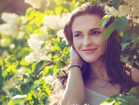 Belle et naturelle