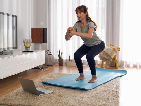Des exercices anti-cellulite à faire à la maison