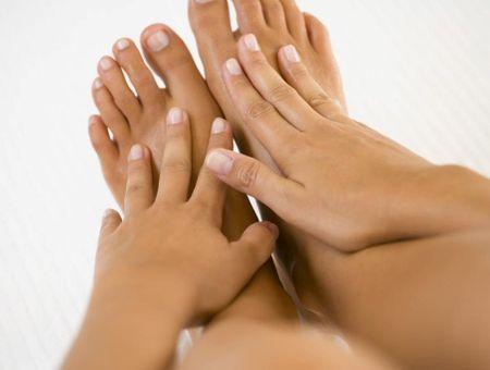 De beaux pieds en toutes circonstances
