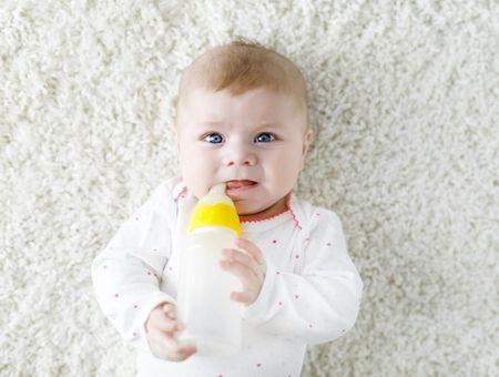 Comment choisir un biberon pour bébé ?
