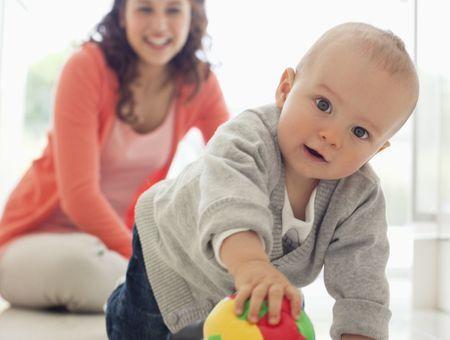 Votre bébé a 9 mois