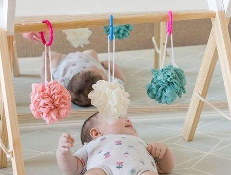 DIY : 10 jouets pour bébé à fabriquer soi-même