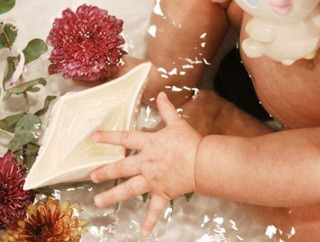 Sélection de jouets de bain pour bébés et enfants