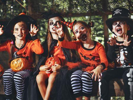 Halloween : 30 idées de costumes et maquillages pour les enfants