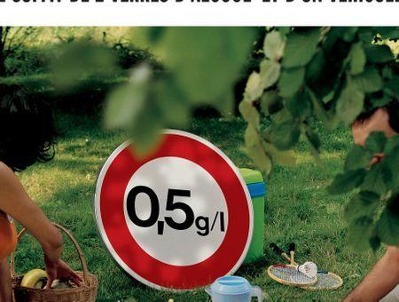 Alcool et sécurité routière (Octobre 2003)