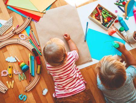 Notre sélection de jeux Montessori