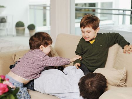 Apprendre à son enfant à se défendre