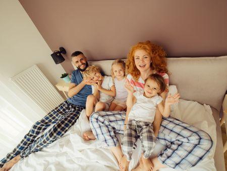 Familles recomposées : laissez du temps aux enfants !