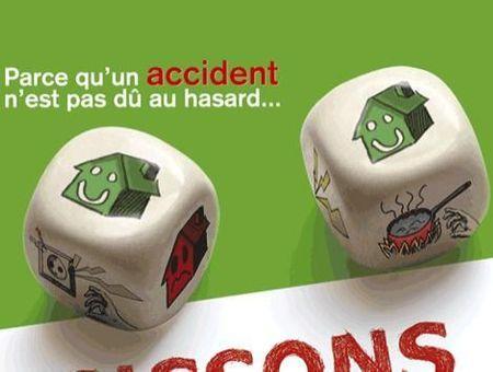 Semaine nationale de prévention des accidents de la vie