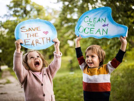 L'école doit sensibiliser les enfants à l'écologie, clament des parents