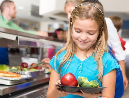 Les règles nutritionnelles des cantines scolaires