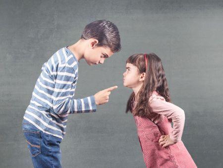 Est-ce que vos enfants s'entendent bien entre-eux ?