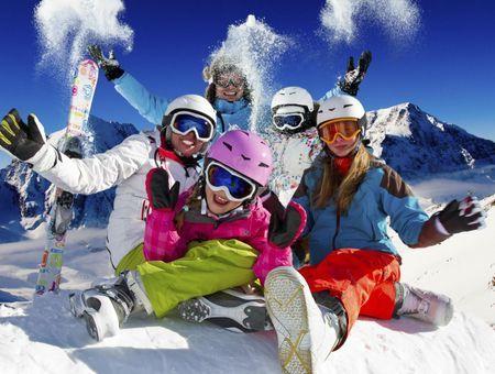 Bien préparer son séjour au ski en famille