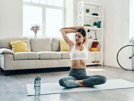 Sport à la maison : une séance efficace en 15 min !