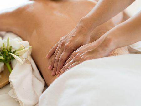 Le massage californien, idéal pour lâcher-prise