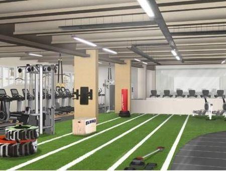 Le premier hub sportif du CMG Sports Club a ouvert ses portes