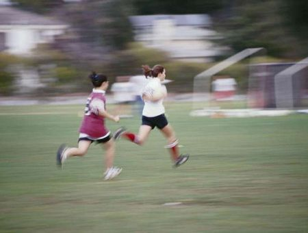 Le football en pratique